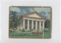 The Lee Mansion, Arlington, VA [Poor]