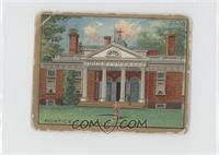 Monticello, Home of Thomas Jefferson [Poor]
