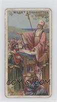 St. Augustine in England [PoortoFair]