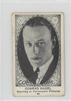 Conrad Nagel [Good to VG‑EX]