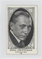 Erich Von Stroheim [Good to VG‑EX]