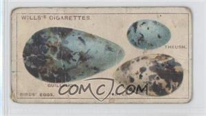 1922 Wills Do You Know Tobacco [Base] #8 - Birds' Eggs [Poor]