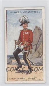 1925 Player's Gilbert and Sullivan - Tobacco [Base] #29 - Major-General Stanley [GoodtoVG‑EX]