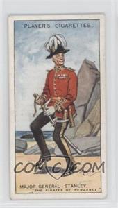 1925 Player's Gilbert and Sullivan Tobacco [Base] #29 - Major-General Stanley [GoodtoVG‑EX]