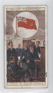 1926 Wills Flags of the Empire Tobacco [Base] #11 - Flag of the Union of S. Africa