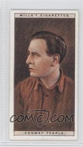 1928 Wills Cinema Stars Series 1 - Tobacco [Base] #23 - Conway Tearle