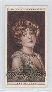 1928 Wills Cinema Stars Series 2 Tobacco [Base] #19 - [Missing]