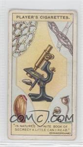 1929 Player's Hidden Beauties Tobacco [Base] #1 - Hidden Beauties [GoodtoVG‑EX]