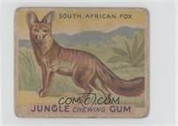 South African Fox [Good to VG‑EX]