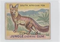 South African Fox [GoodtoVG‑EX]