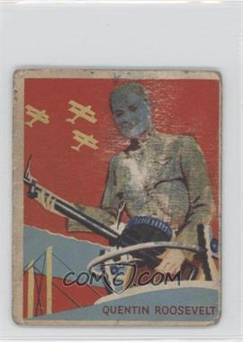 1933-34 National Chicle Sky Birds R136 #18 - [Missing]