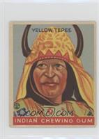 Yellow Tepee [Good to VG‑EX]