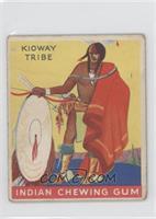 Warrior of the Kioway Tribe [GoodtoVG‑EX]