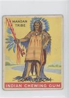 Chief of the Mandan Tribe [Good to VG‑EX]