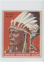 Warrior of the Sioux Tribe [Good to VG‑EX]