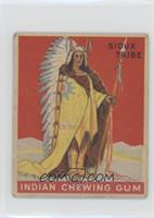Chief of the Sioux Tribe [Good to VG‑EX]