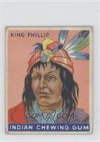 King Phillip [Good to VG‑EX]