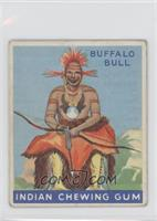 The Buffalo Bull [Good to VG‑EX]