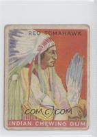 Red Tomahawk (Red Strip) [GoodtoVG‑EX]
