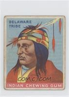 Chief of the Delaware Tribe [Good to VG‑EX]