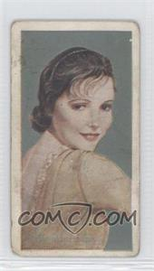 1934 Godfrey Phillips Film Favourites Tobacco [Base] #30 - Jessie Matthews [Poor to Fair]