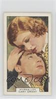 Myrna Loy, Cary Grant