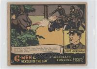 A Desperate Running FIGHT! (Lieut. Gorenflo)