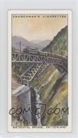 Bietschtal Bridge, Switzerland