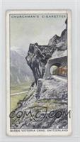 Queen Victoria Crag, Switzerland [Good to VG‑EX]