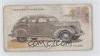 Chrysler Richmond Touring Saloon [Poor]