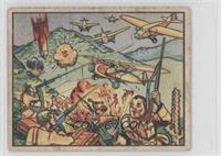 Italian Squadrons Flying Low Slaughter Ethiopians [GoodtoVG‑E…