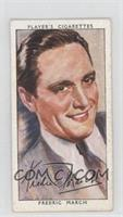 Fredric March [Good to VG‑EX]