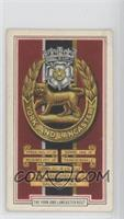 The York and Lancaster Regiment [Good to VG‑EX]