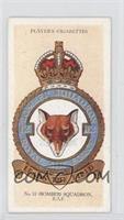 No. 12 (Bomber) Squadron, R.A.F.