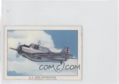 1940-42 Wings Cigarettes Series A [???] T87 #9 - [Missing]