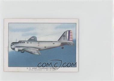 1940-42 Wings Cigarettes Series A T87 #7 - U.S. Army Standard Bomber