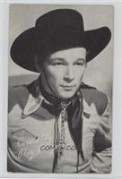 Roy Rogers (profile) [Good to VG‑EX]