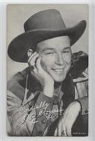 Roy Rogers (hand on cheek) [Good to VG‑EX]