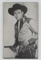 Roy Rogers (with gun) [GoodtoVG‑EX]