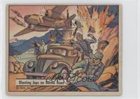 Blasting Japs On Burma Road [GoodtoVG‑EX]