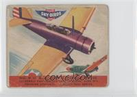 U.S.A. Curtis Pursuit Plane [Poor to Fair]