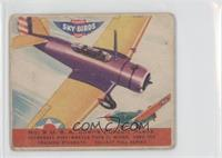 U.S.A. Curtis Pursuit Plane [Good to VG‑EX]