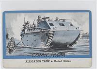 Alligator Tank