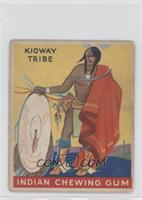 Kioway Tribe [Good to VG‑EX]