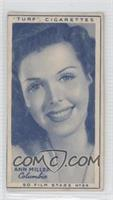 Ann Miller [Authentic]