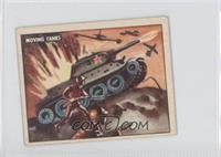 Battleground-Korea - Moving Tanks