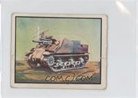 M-7 Howitzer Motor Carriage [Good to VG‑EX]
