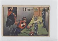 Magnetizing Iron Men