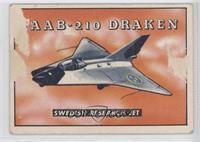 SAAB-210 Draken