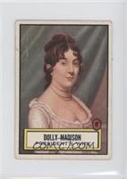 Dolly Madison [PoortoFair]